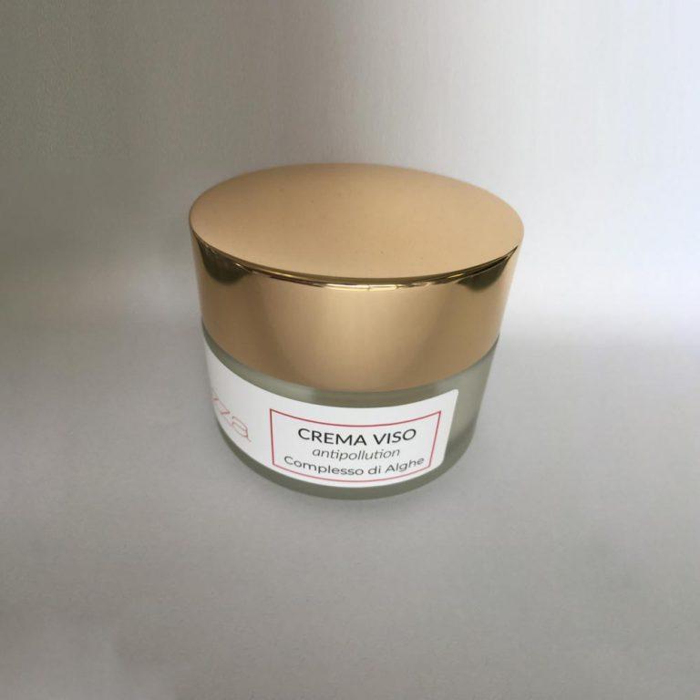 CREMA VISO ANTIPOLLUTION Ossigenante Note di Bellezza 50 ml