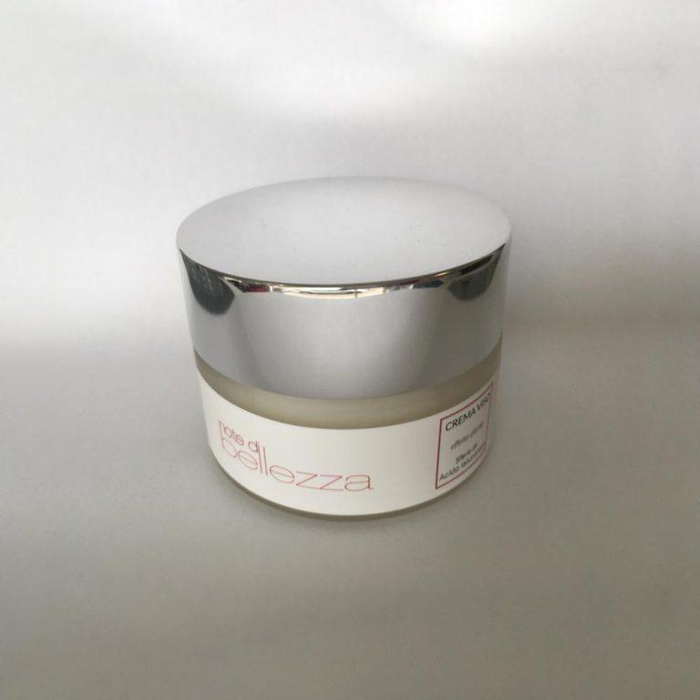 CREMA VISO PLUMP Sfere Acido Ialuronico Note di Bellezza 50 ml