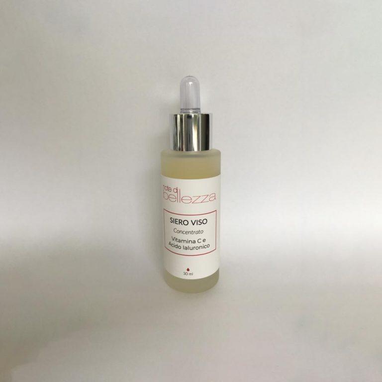 SERUM INTENCE Vitamina C & Acidi Ialuronici Note di Bellezza 30 ml