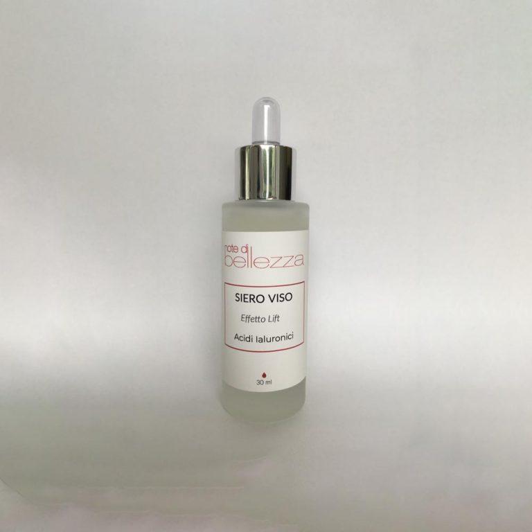 SIERO 3HD LIFT Acidi ialuronici Note di Bellezza 30 ml