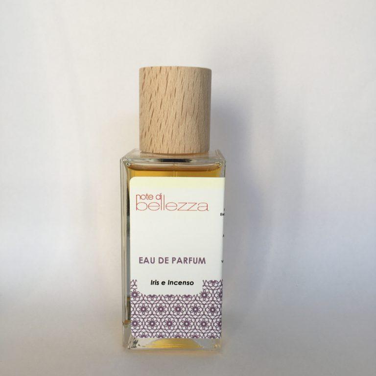 Eau de Parfume IRIS Note di Bellezza