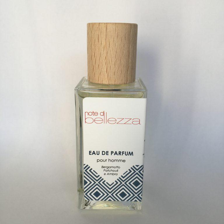 Eau de Parfume UOMO Note di Bellezza